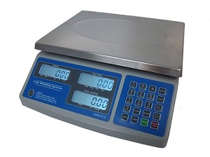 Scale Weighing Systems, SWS-PCS-Series Price Computing Scale